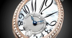 BREGUET Reine de Naples réf.8918 or rose