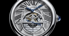 CARTIER Rotonde Astrorégulateur
