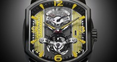 CHOPARD L.U.C Engine One Tourbillon en Titane DLC