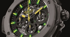 "HUBLOT Big Bang 44mm ""Aero Bang – Oscar Niemeyer"""