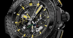 HUBLOT King Power Senna