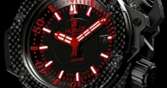 "HUBLOT Oceanographic 4000 ""Only Watch 2011"""
