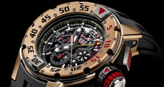 RICHARD MILLE RM 032 Montre chronographe de plongée automatique