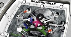 RICHARD MILLE RM JC Tourbillon