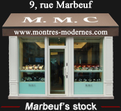 Watches Shop MMC Marbeuf