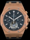 Audemars Piguet - Royal Oak  Jumbo Tourbillon Chronographe