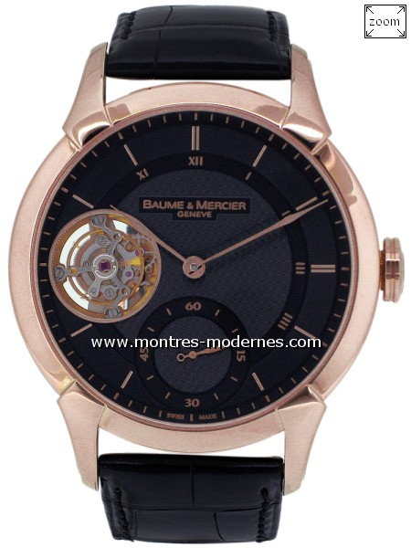 Baume & Mercier William Baume Tourbillon 10ex. - Image 1