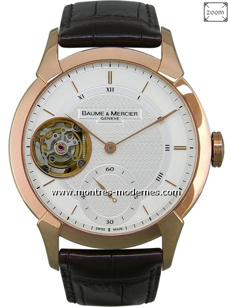 Baume & Mercier William Baume Tourbillon SL 10ex. - Image 1
