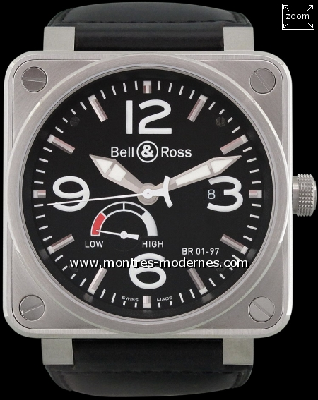 Bell&Ross BR 01-97 Power Reserve - Image 1