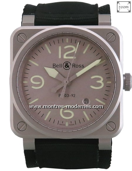Bell&Ross BR 03-92 Horolum Limited Edition 500ex. - Image 1