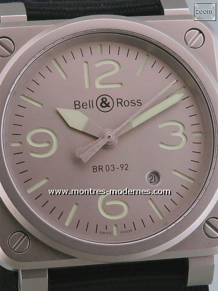 Bell&Ross BR 03-92 Horolum Limited Edition 500ex. - Image 2