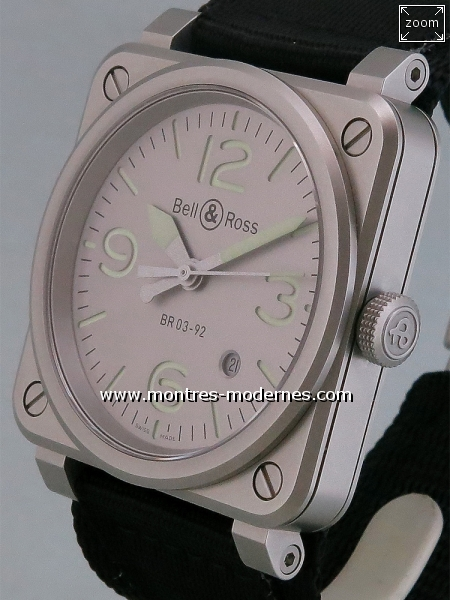 Bell&Ross BR 03-92 Horolum Limited Edition 500ex. - Image 3