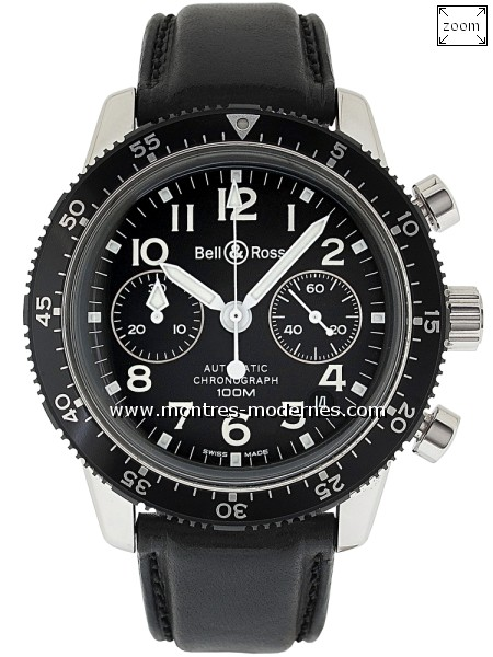 Bell&Ross Pilot Acrylic - Image 1