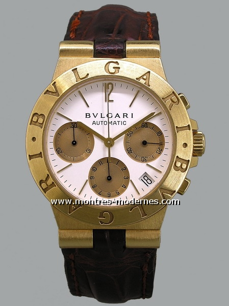 Bulgari Diagono Chrono - Image 1