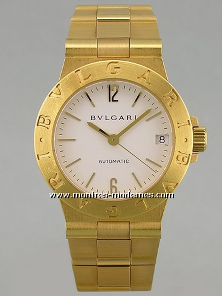 Bulgari Diagono Medium - Image 1