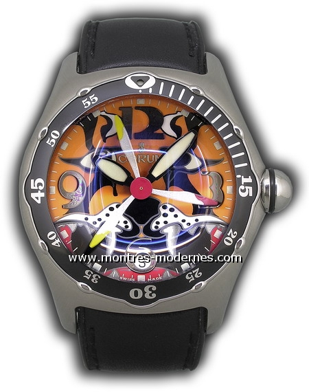 Corum Bubble Dive Bomber Special Edition 2004 - Image 1