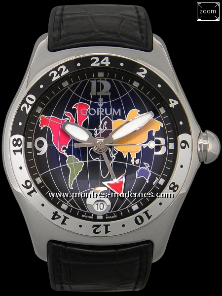 Corum Corum Bubble GMT Automatic - Image 1