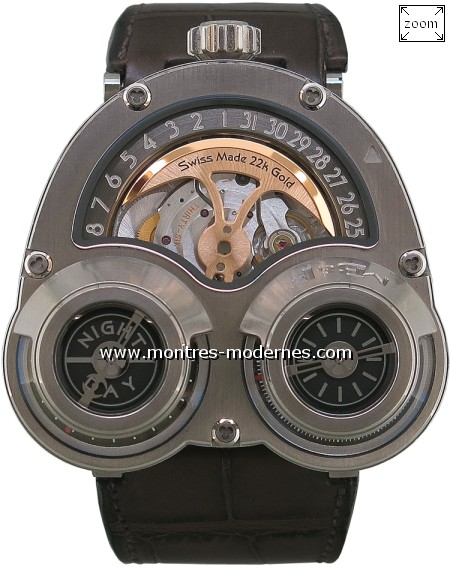Horological Machines MB & F - HM3 - Image 1
