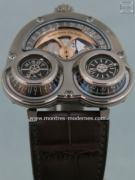 Horological Machines MB & F - HM3 - Image 2