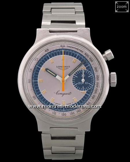 Longines Conquest XX Olympic Games Munich 1972 - Image 1