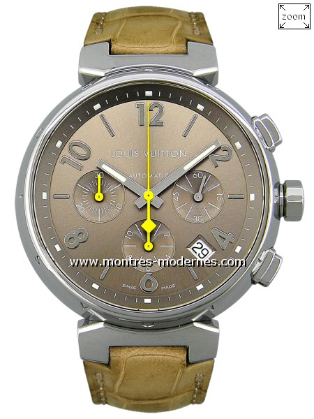 Louis Vuitton Tambour Chronographe Automatique - Image 1