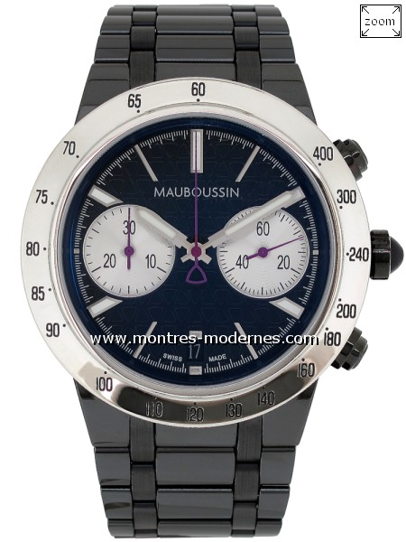 Mauboussin Life For Ever Chronographe - Image 1