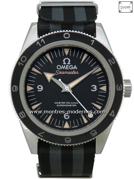 Omega Seamaster 300 Co-Axial J. Bond «SPECTRE» 7007ex. - Image 1
