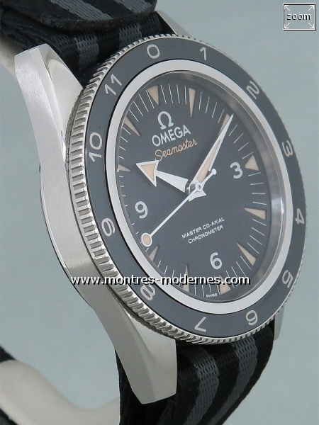 Omega Seamaster 300 Co-Axial J. Bond «SPECTRE» 7007ex. - Image 3