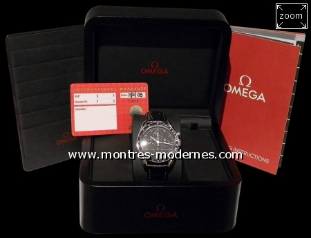Omega Speedmaster Professional Moonwatch - Image 4
