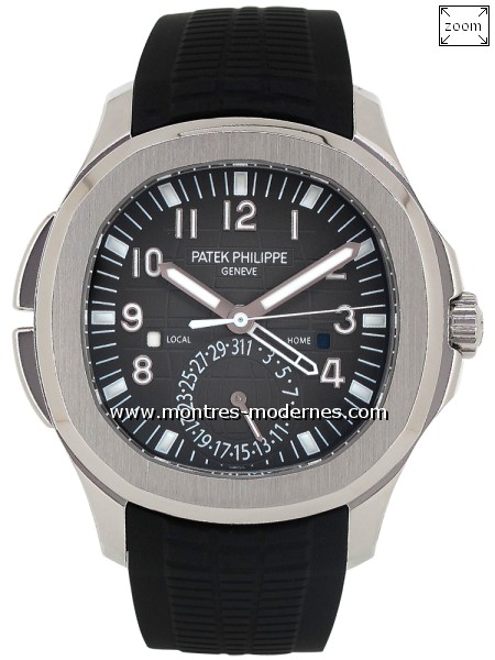 Patek Philippe Aquanaut Travel Time réf.5164A - Image 1