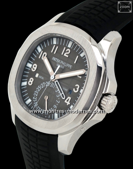 Patek Philippe Aquanaut Travel Time réf.5164A - Image 3