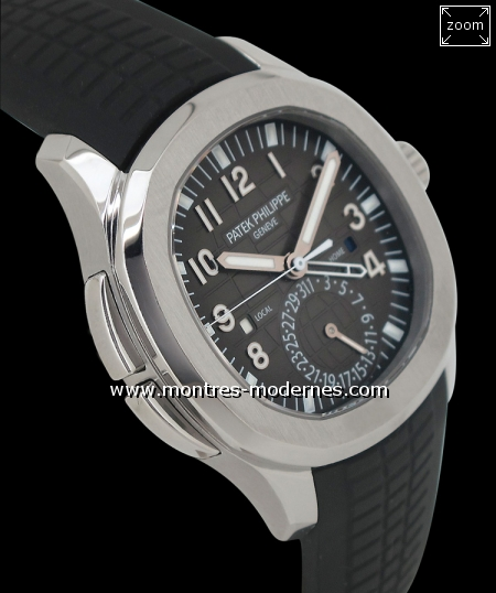 Patek Philippe Aquanaut Travel Time réf.5164A - Image 4