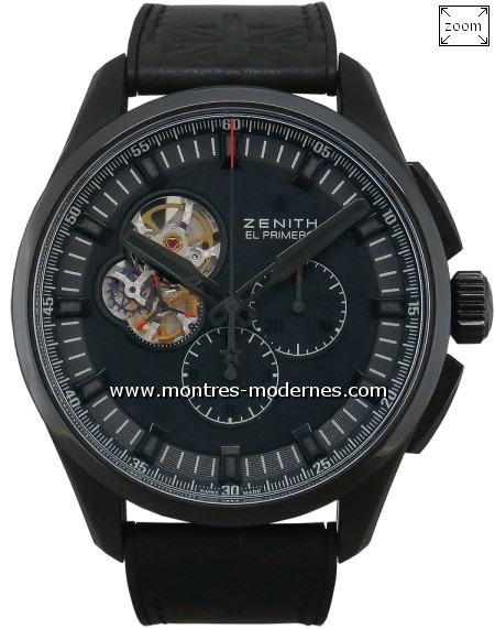 Zenith Chronomaster Tribute to the Rolling Stones 1000ex - Image 1