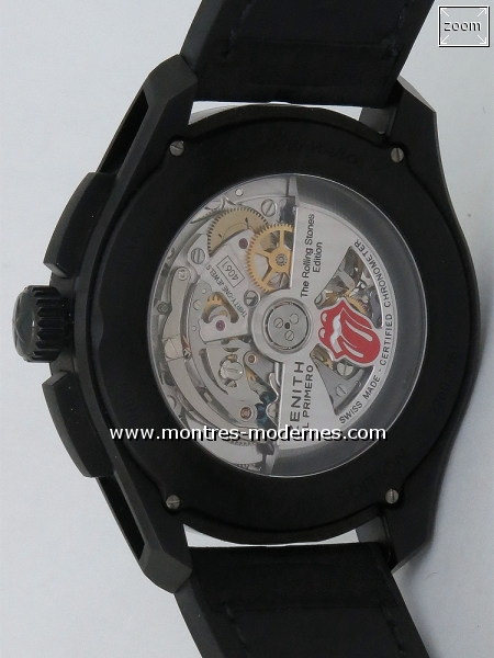 Zenith Chronomaster Tribute to the Rolling Stones 1000ex - Image 2