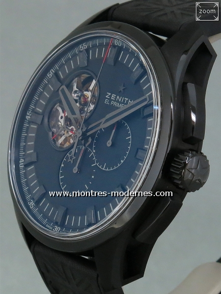 Zenith Chronomaster Tribute to the Rolling Stones 1000ex - Image 3