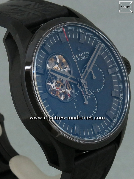 Zenith Chronomaster Tribute to the Rolling Stones 1000ex - Image 4