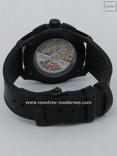 Zenith Chronomaster Tribute to the Rolling Stones 1000ex - Image 5